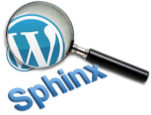 WordPress Sphinx Search plugin